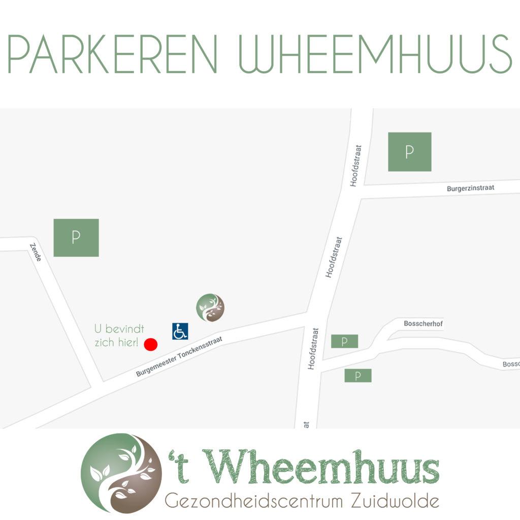 Parkeren-Wheemhuus